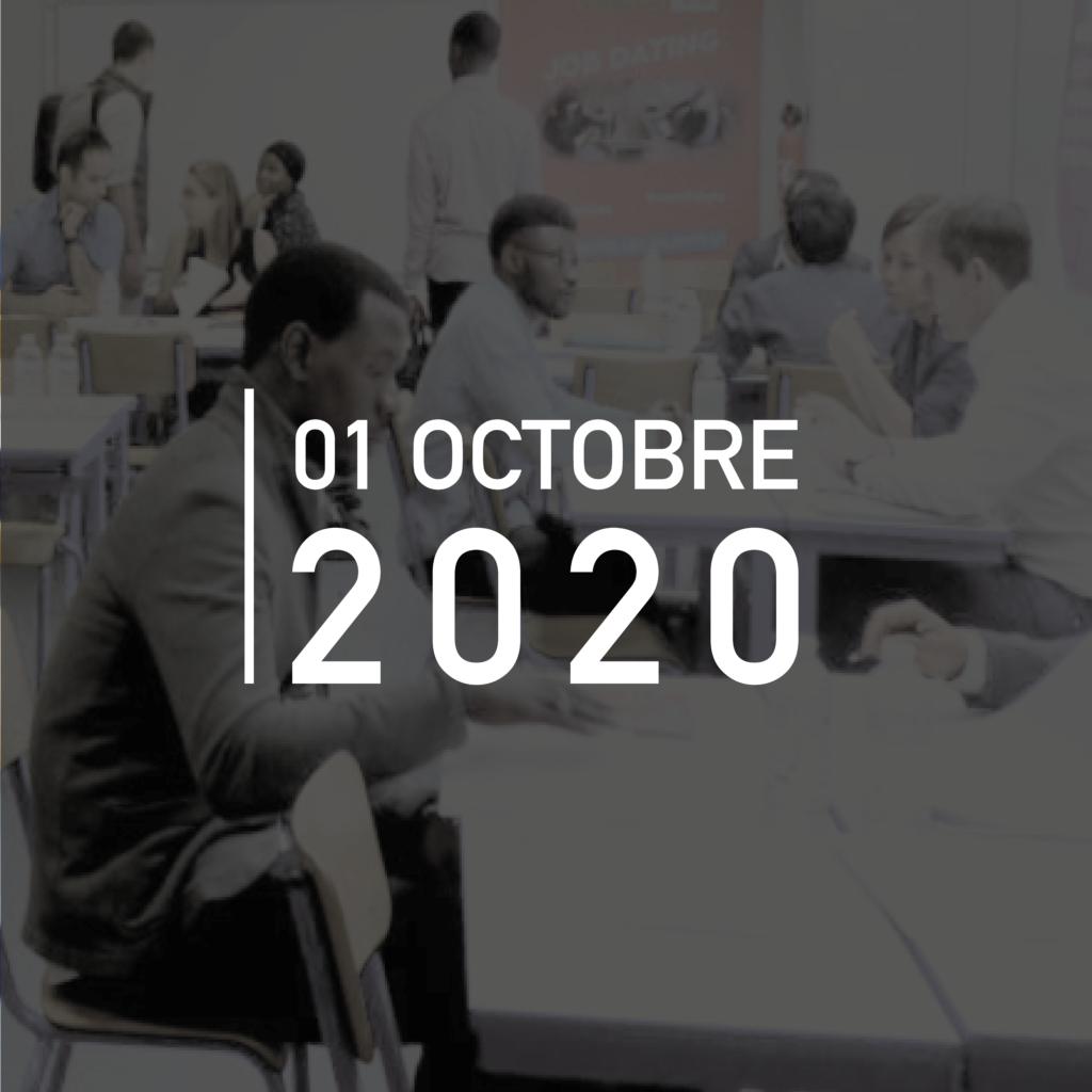01 OCTOBRE 2020